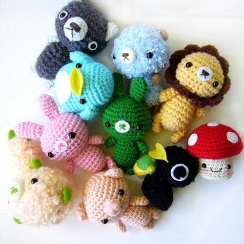 Вязания животных