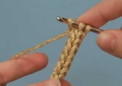 Крючком вязать шнурок